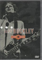 Jeff Buckley Live In Chicago DVD
