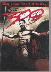300 (Trzystu) Edycja specjalna 2DVD