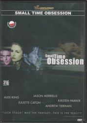 Small Time Obsession DVD