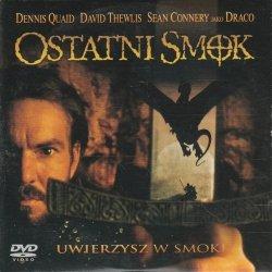 Ostatni smok DVD