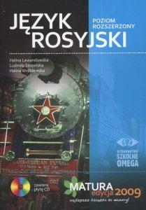 Język rosyjski Matura 2009 z płytą CD