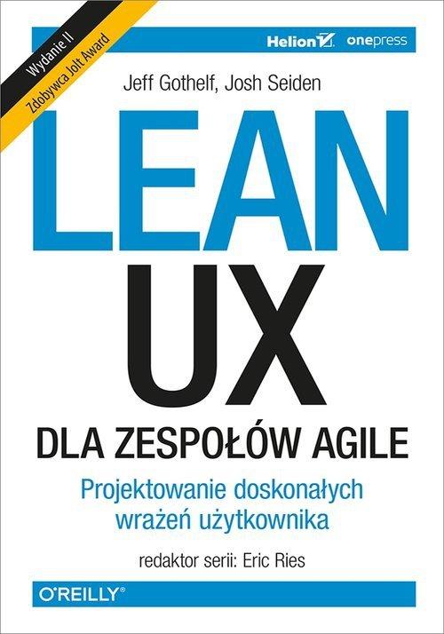 Lean UX dla zespołów Agile.