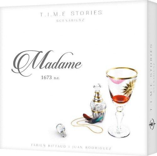T.I.M.E Stories Madame edycja polska