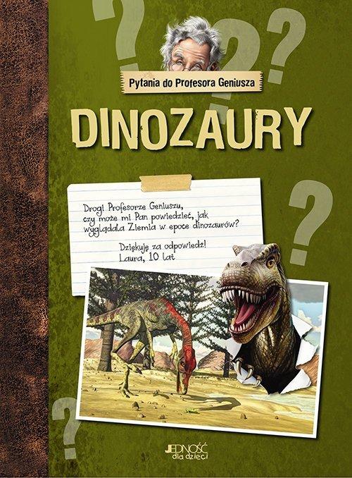 Pytania do Profesora Geniusza Dinozaury