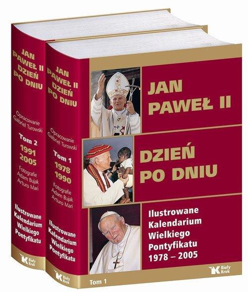 Jan Paweł II Dzień po dniu  T 1-2