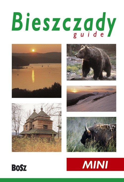 Bieszczady Miniprzewodnik Guide - wersja angielska