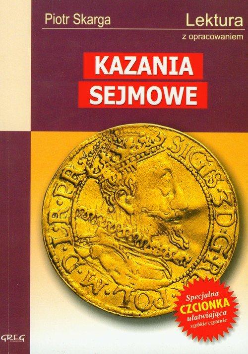 Kazania Sejmowe