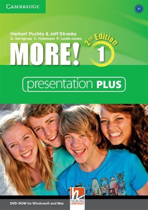 More! 1 Presentation Plus DVD-ROM