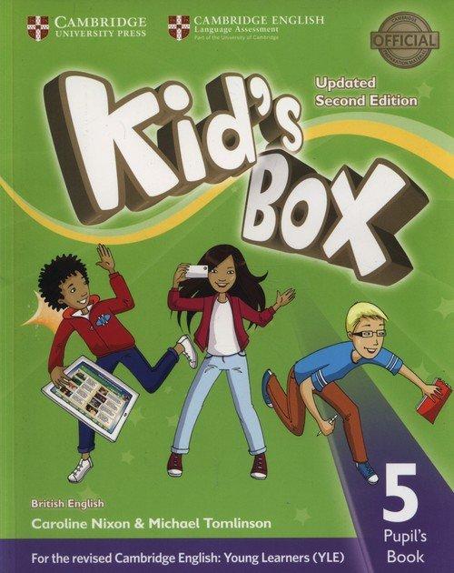 Kid's Box 5 Pupil?s Book