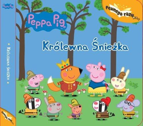 Peppa Pig Pewnego razu Tom 2 Królewna Śnieżka