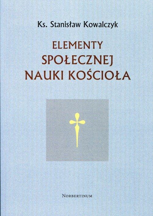 Elementy społecznej nauki Kościoła