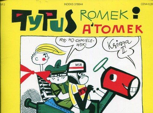 Tytus Romek i Atomek Księga II
