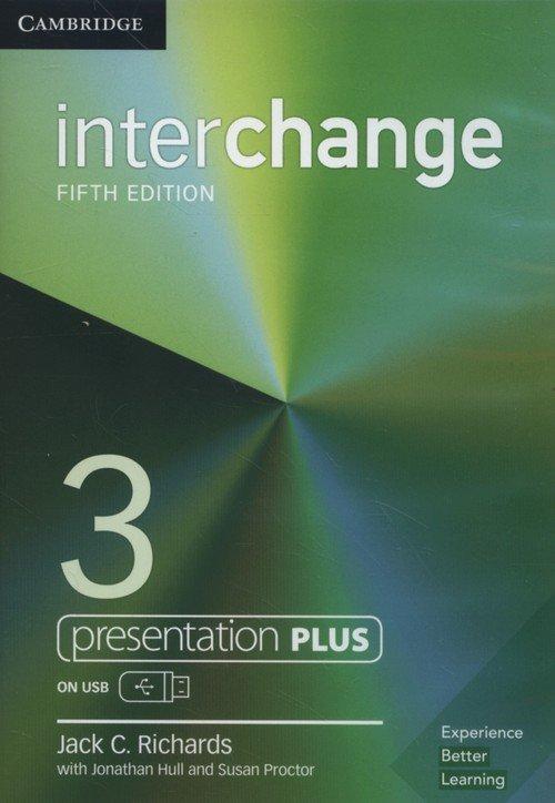Interchange 3 Presentation Plus USB