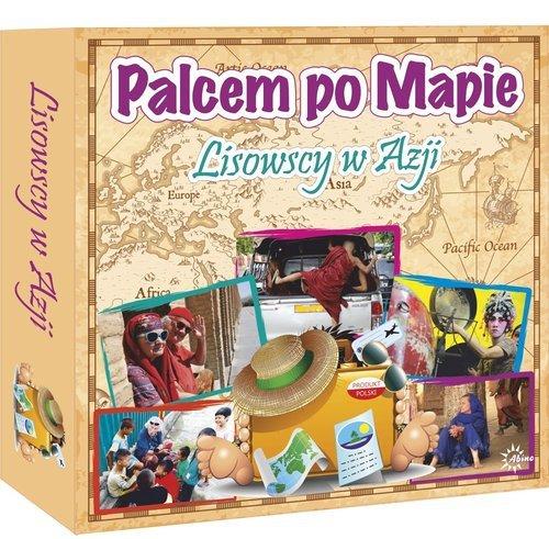 PALCEM PO MAPIE - LISOWSCY w AZJI