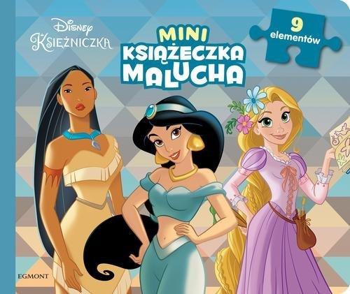 Disney Księżniczka Miniksiążeczka malucha