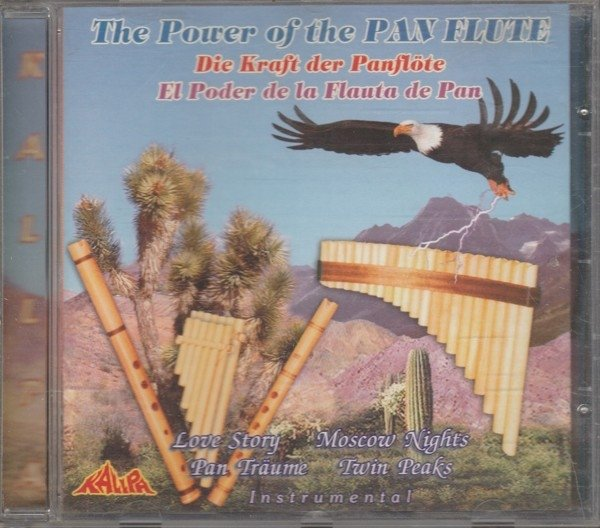 Kalipa The power of the pan flute