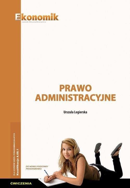 Prawo administracyjne ćwiczenia w.2018 EKONOMIK