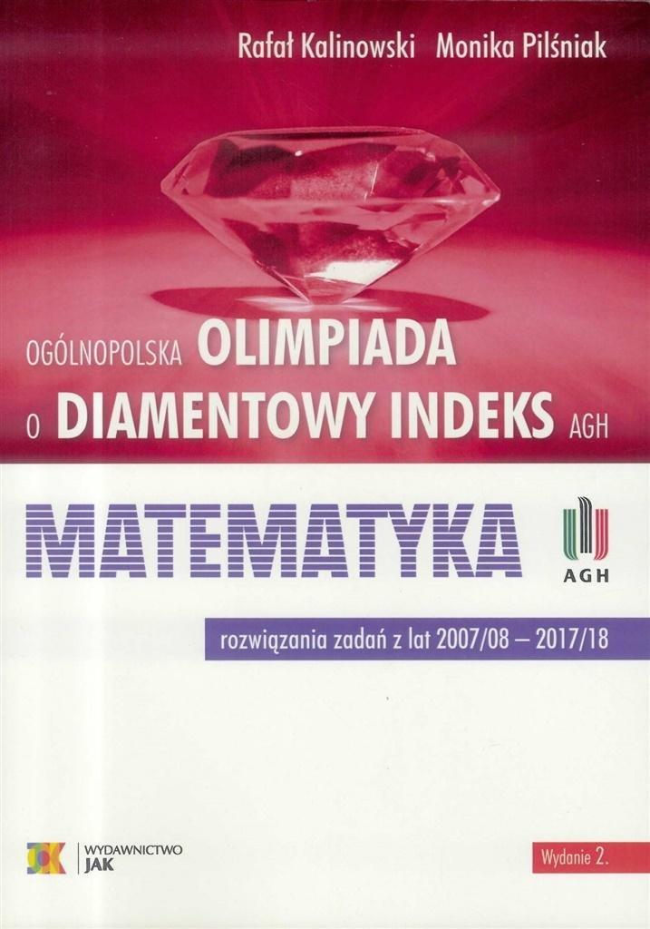 Olimpiada o Diamentowy Indeks AGH. Matematyka w.2