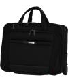 Torba na laptopa 15,6/Pilotka na kołach z wyciąganym stelażem oraz paskiem umożliwiającym noszenie na ramieniu