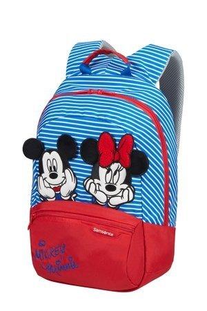 Plecak dziecięcy DISNEY ULTIMATE 2.0 BP S+ DISNEY STRIPES MINNIE/MICKEY STRIPES