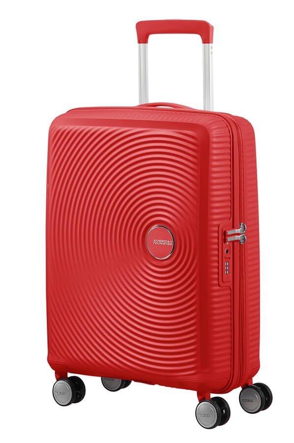 Walizka SOUNDBOX-SPINNER 77/28 TSA EXP Coral red