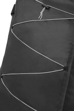 Torba na kołach ROAD QUEST DUFFLE/WH M BLACK/GREY 29-014