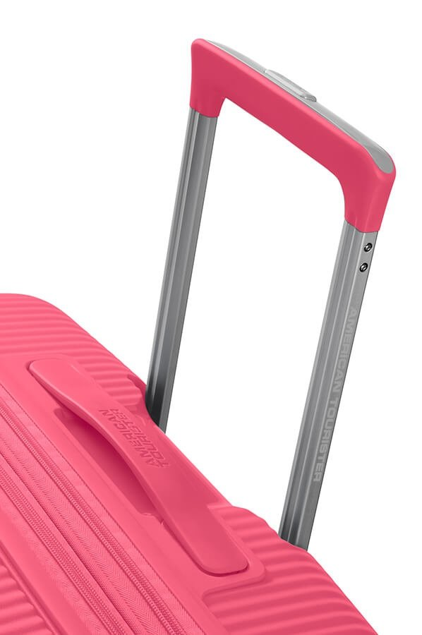 Walizka SOUNDBOX-SPINNER 77/28 TSA EXP Hot pink