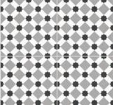 Halcon Durham Grey Pre Cut 45x45