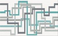 Tunia White Inserto Maze 25x40