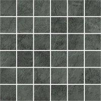 Pietra Dark Grey Mosaic 29,7x29,7