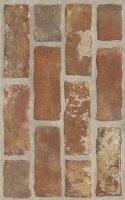 Loft Brown Struktura Brick 25x40