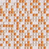Mozaika Kamienno-Szklana Orange Mix MSK-10 30,5x30x5