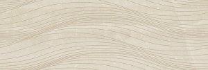 Ceramika Końskie Maranello Cream Wave Inserto Rect. 25x75