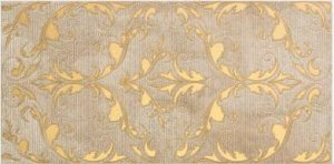 Lavish Brown Dekor 22,3x44,8
