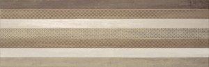 Vasari Brown Dekor Linee 28x85