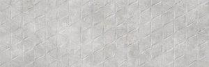 Opoczno Dapper Grey Structure Satin 24x74