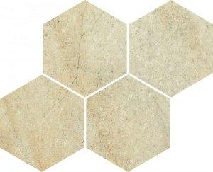 Ceramika Color Arena Cream Mosaic 21x26