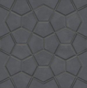 Aquamarina Listwa Witraż LDK AQM 13 59,7x59,7
