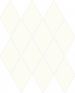 Mozaika Bianco Romb Pillow 20,6x23,7