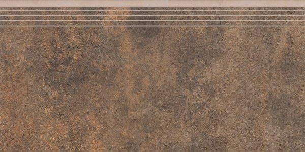 Apenino Rust Stopnica Lappato 29,7x59,7