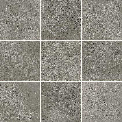 Quenos Grey Mosaic Mat Bs 29,8x29,8