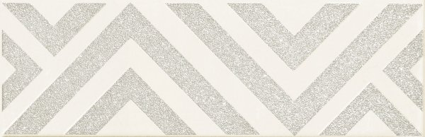 Burano Bar White C Dekor 7,8x23,7