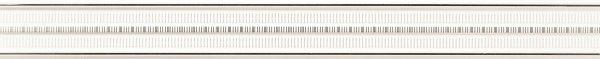 Abisso White Listwa 74,8x7,2