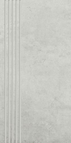 Paradyż Scratch Bianco Stopnica 29,8x59,8