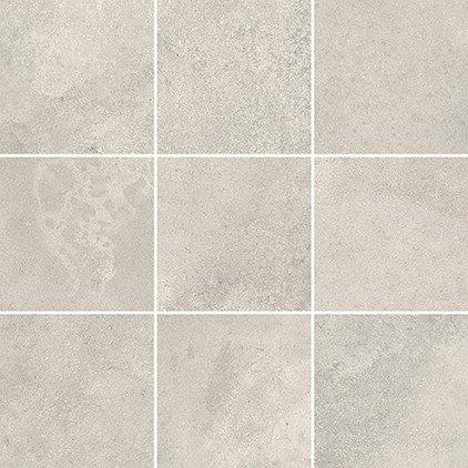 Quenos White Mosaic Mat Bs 29,8x29,8