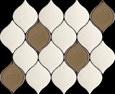 Paradyż Mistysand Crema Mozaika Arabeska Mix 20,2x26,5