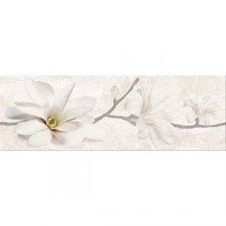 OPOCZNO stone flowers beige inserto 25x75
