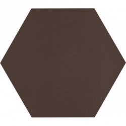 PARADYZ natural brown heksagon 26x26 g1 m2.