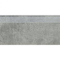 OPOCZNO newstone grey steptread 29,8x59,8