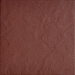 CERRAD płytka burgund rustiko 300x300x9 g1 m2.